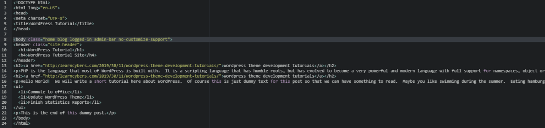 WordPress Theme Development Tutorials [All in 1 Best Series] 19