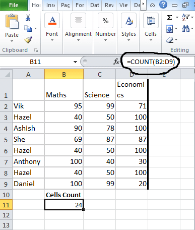 Excel-Count-1