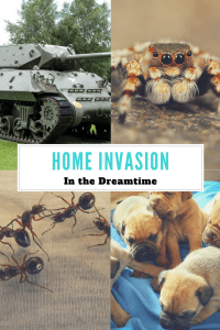 In the Dreamtime Home Invasion