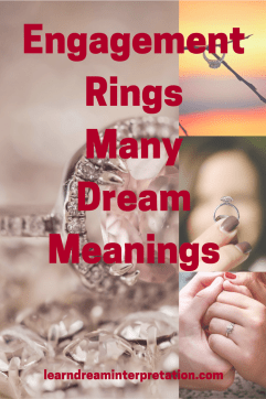 Engagement Rings Many Dream Meanings