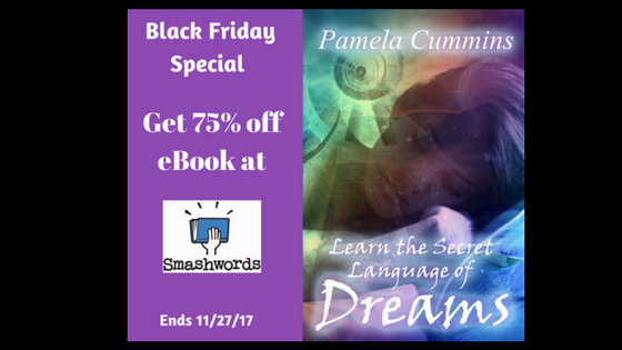 Black Friday Special on Learn the Secret Language of Dreams