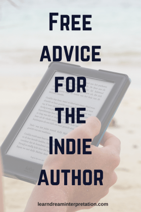 Smashwords gives free advice for the Indie author