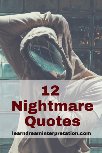 Quotes on Nightmares