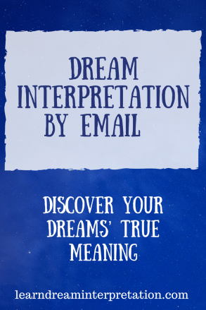Email Dream Interpretation