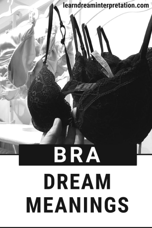 Dream Meanings for Bra