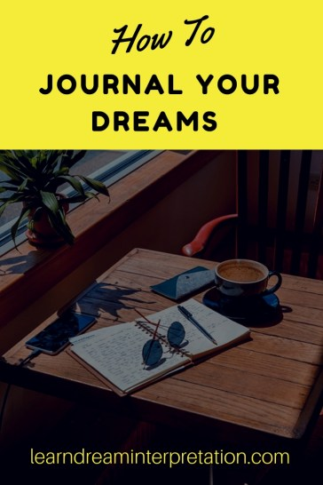 Podcast on 7 types of journals and reasons to record your dreams of the nighttime