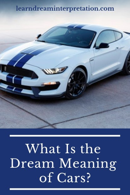 Dream Meaning of Cars
