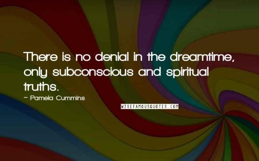 Pamela Cummins author - dream interpreter