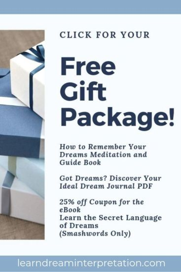 Introducing A Free Dream Interpretation Gift Package Learn