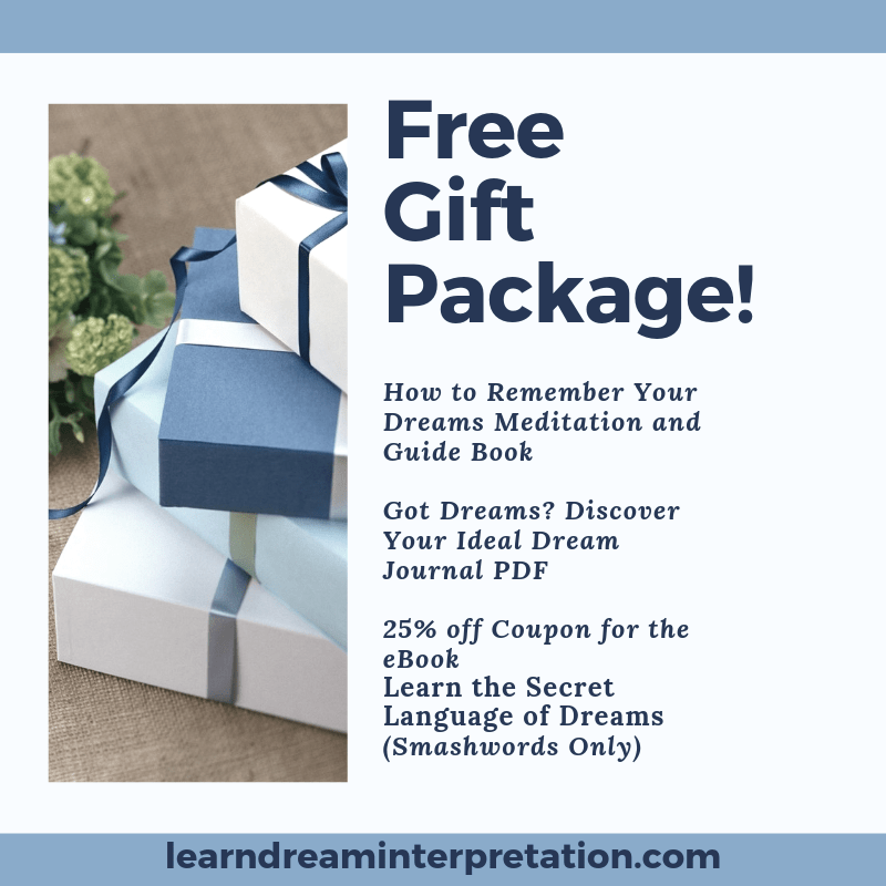 Dream Interpretation free Gift Package