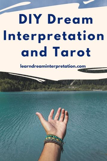 DIY Dream Interpretation and Tarot