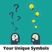 Your Unique Symbols