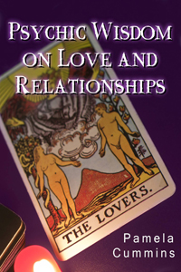 Psychic Wisdom on Love and Relationships Pamela Cummins author