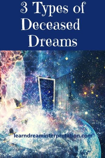 Dreaming of the Deceased