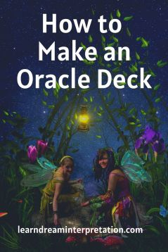 Oracle Card Deck Make It