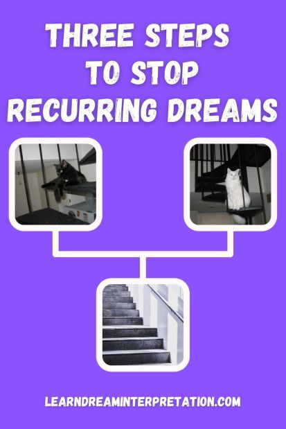 Recurring Dreams 3 steps to stop them