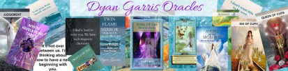 Dyan Garris oracle cards
