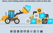 Under construction page plugin for WordPress