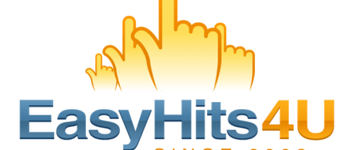 Use EasyHits4u, increase your traffic and earn money
