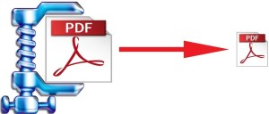 How to resize PDF files