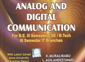 CS6304 Analog and Digital Communication