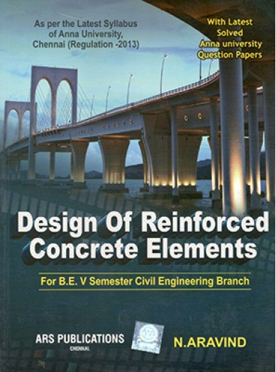 CE6505 Design of Reinforced Concrete Elements
