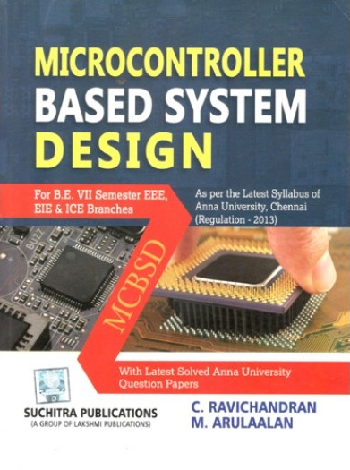 EE6008 Microcontroller Based System Design