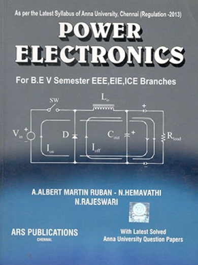 PDF] EE6503 Power Electronics Lecture Notes, Books