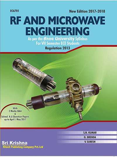 EC6701 RF and Microwave Engineering