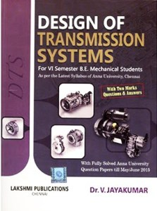 Pdf Me6601 Design Of Transmission Systems Lecture Notes Books Important 2 Marks Questions With Answers Important Part B 16 Marks Questions With Answers Question Banks Syllabus Learnengineering In