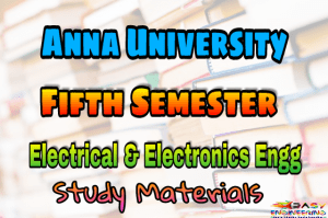 PDF] Electrical and Electronics Engineering Fifth Semester