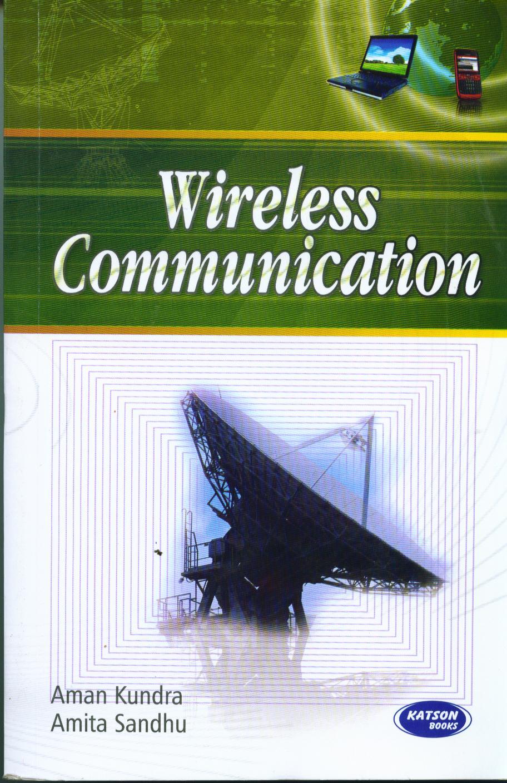 Wireless Communication Books Pdf