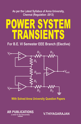 PDF] EE6002 Power System Transients Lecture Notes, Books, Important