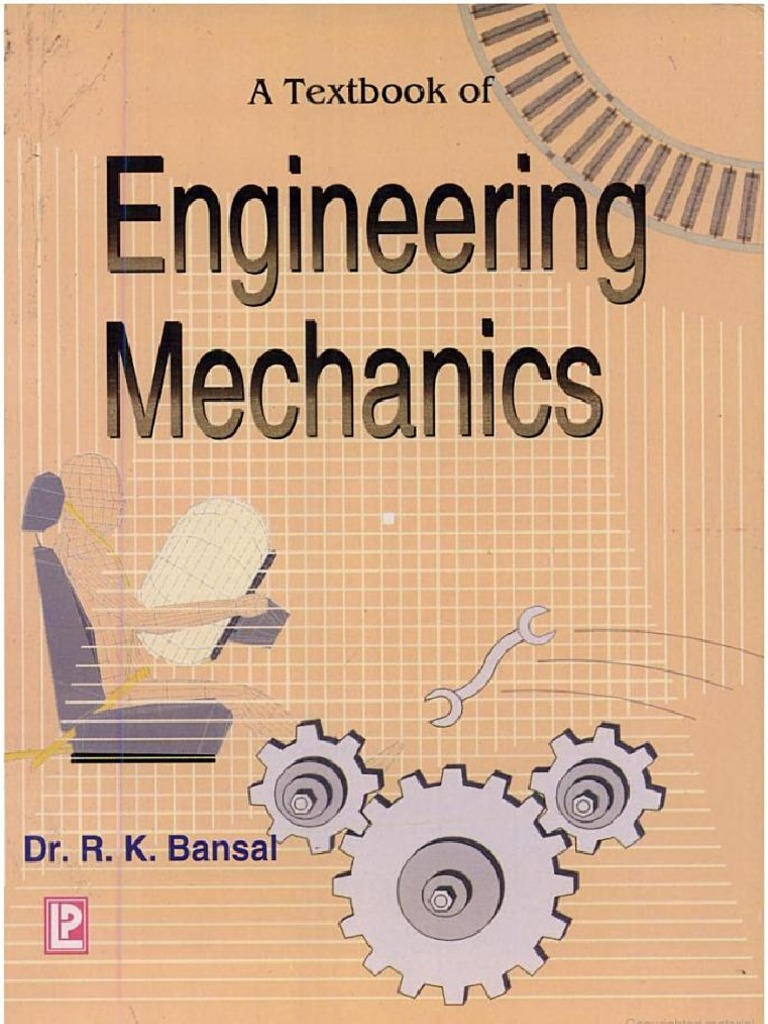 books first year engineering mechanics