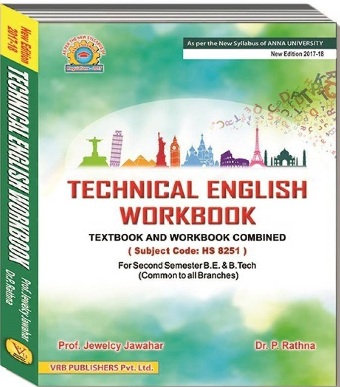 PDF] HS8251 Technical English Lecture Notes, Books