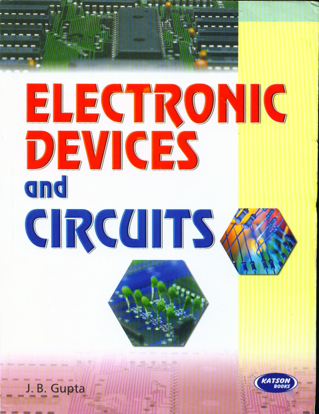 PDF] EC8353 Electron Devices and Circuits Lecture Notes, Books