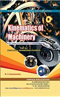 Kinematics Of Machinery Book