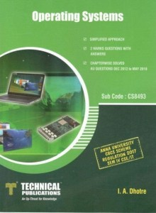 PDF] CS8493 Operating Systems Lecture Notes, Books, Important Part-A