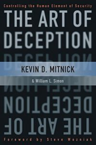 [PDF] The Art of Deception By Kevin D. Mitnick, William L. Simon, Steve Wozniak Free Download