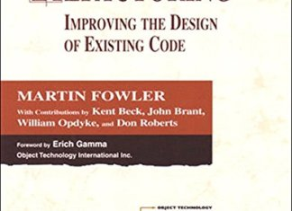 [PDF] Refactoring: Improving the Design of Existing Code By Martin Fowler, Kent Beck, John Brant, William Opdyke Free Download