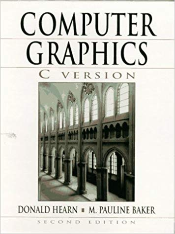 book pdf hearn donald graphics by computer