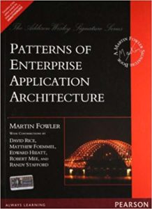 [PDF] Patterns of Enterprise Application Architecture By Martin Fowler Free Download