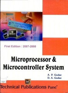 [PDF] EE8551 Microprocessors and Microcontrollers Lecture Notes