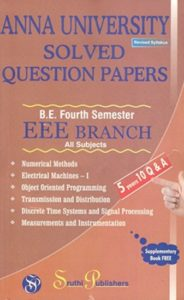 [PDF] Electrical and Electronics Engineering (EEE) 4th Semester Question Bank Collection for Regulation 2017
