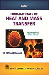 Fundamentals of Heat and Mass Transfer By C.P. Kothandaraman