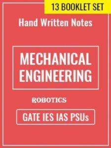 Learn Engineering Team Robotics Handwritten Notes