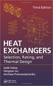 Heat Exchangers: Selection, Rating, and Thermal Design By Sadik Kakac