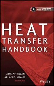 Heat Transfer Handbook By Adrian Bejan and Allan D. Kraus