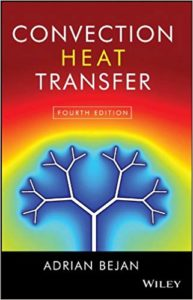 Convection Heat Transfer By Adrian Bejan