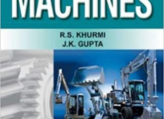 Theory of Machines By R.S. Khurmi